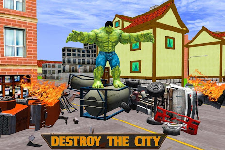 incredible city monster hero – Android Apps on Google Play