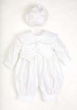 Christening Diamond Romper Suit Premier Designs