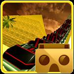 VR Desert Roller Coaster - Egypt Icon