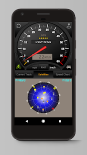 Speedometer GPS - náhled