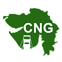 CNG Gas Stations in Gujarat icon