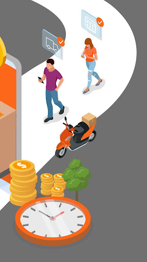 Lalamove Driver - Earn Extra Income 4.853.115397 screenshots 2