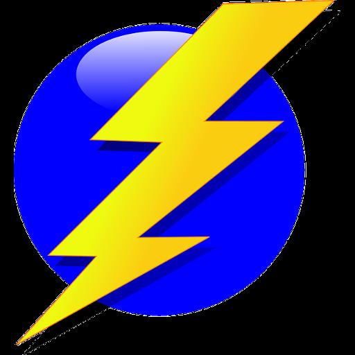 教育の電気シンボル LOGO-記事Game