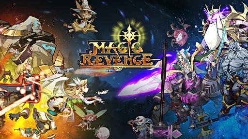 Magic Revenge: Mighty AFK RPG 1.0.47.89 screenshots 11