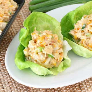Scoopy Asian Chicken Salad Recipe