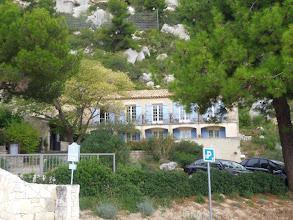 Photo: L'hôtel  Villa Glanum à Saint-Rémy-de-Provence