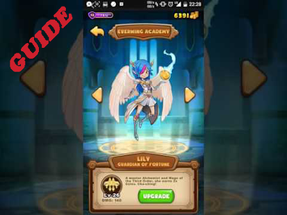 New EverWing Hero Guide - náhled