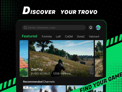 Trovo - Live Stream & Games 1.6.1.25 screenshots 7