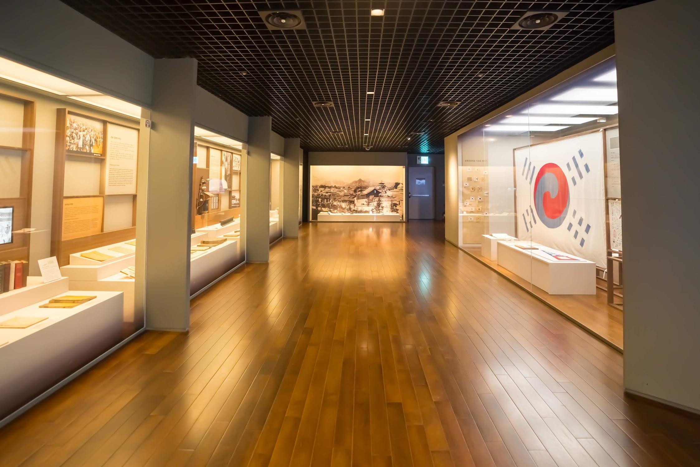 大韓民国歴史博物館1