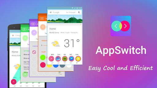 AppSwitch Quick App Launcher