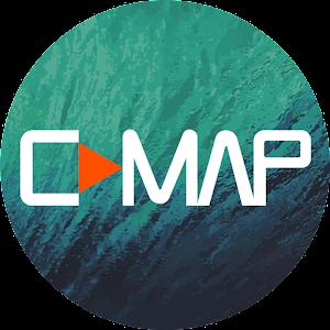 CMAP Marine Charts. GPS navigation for Boating 3.2.75 by Navico Norway AS logo
