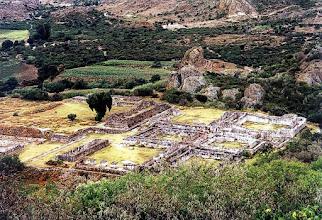 Photo: Oaxaca - okolice, ruiny Yagul / Around Oaxaca, Yagul ruins