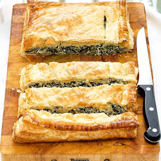 Spinach And Ricotta Puff