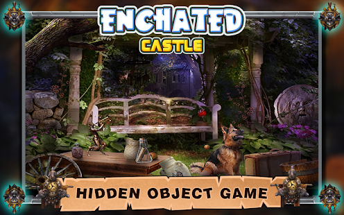 Hidden Object Game 100 Level Enchanted Town Apps On Google Play
