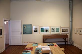 Photo: Een beeld uit de tentoonstelling Een Bijbel.
