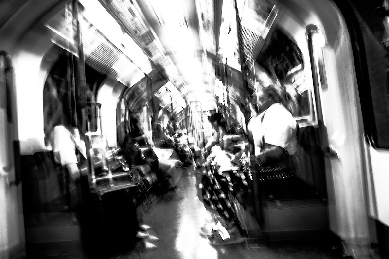 London Tube is a different world di gabrio_photography