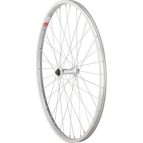 "Sta-Tru Front Wheel 26x1.5"" Q/R Axle with 36 Spokes, Silver"