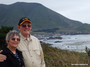 Photo: Arizona Tourists at Big Sur