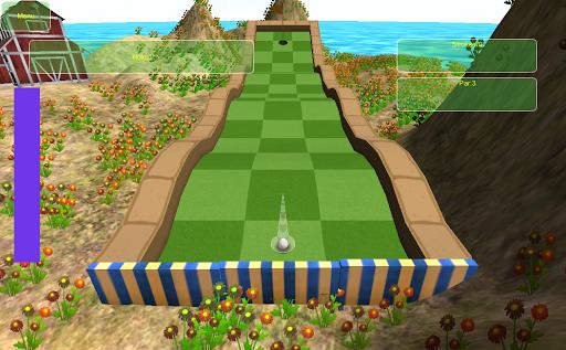 Impossible Crazy Mini Golf