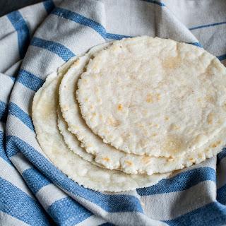 Almond Flour Tortillas (Gluten Free, Dairy Free).