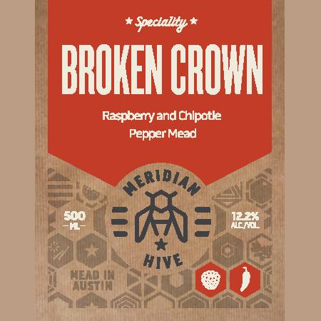 Logo of Meridian Hive Broken Crown