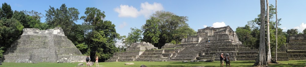 Photo: Mayan ruins in Belize