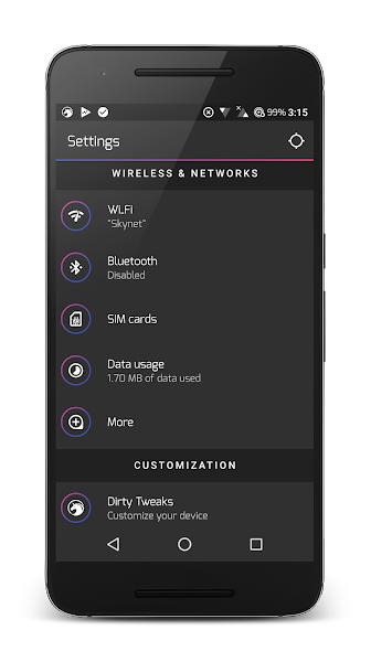 Gravija Substratum Theme v4.6 [Patched]