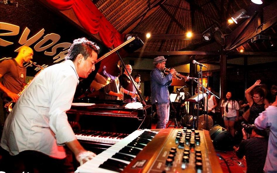 ryoshi house of jazz - Live Music Bali flokq