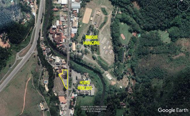 Estacionamento para Motorcasas e Trailers em Itaipava 2