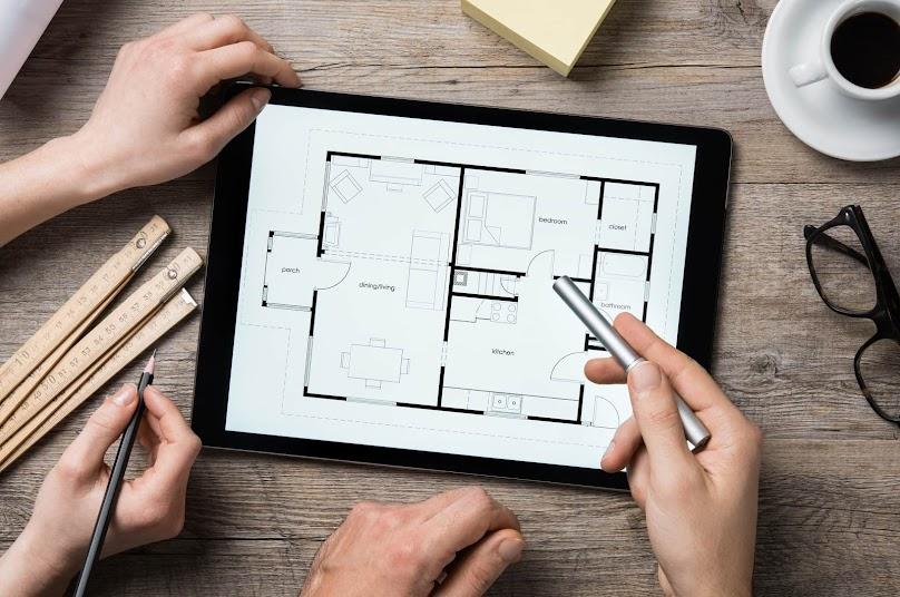 Rodzaje pomieszczeń mają wpływ na koszty budowy domu