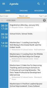 ICSEI 2020 Marrakesh Program for PC-Windows 7,8,10 and Mac apk screenshot 1