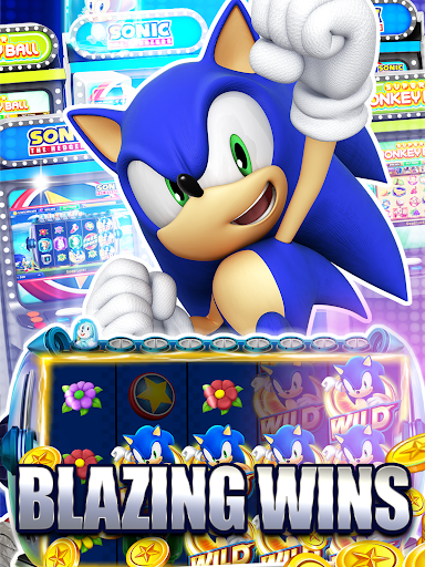SEGA Slots: Free Coins, HUGE Jackpots and Wins 138 screenshots 1