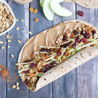 Healthy Breakfast Wraps Recipes