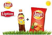 Angebot für Lay's & Lipton bei EDEKA und Netto MD im Supermarkt
