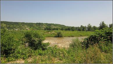 Photo: Turda - Str. Constructorilor - vedere, râul Arieș  - 2019.06.16