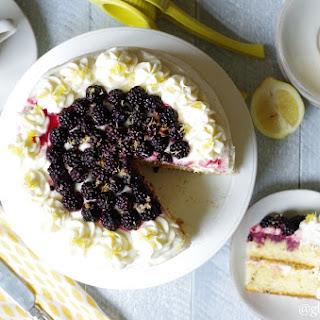 Gluten-Free Lemon Cake.