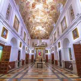el expolio de El Greco, catedral de Toledo by -. Phœnix .- - Buildings & Architecture Public & Historical ( toledo, expolio, greco, catedral,  )