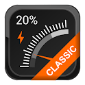 Gauge Battery Widget Classic