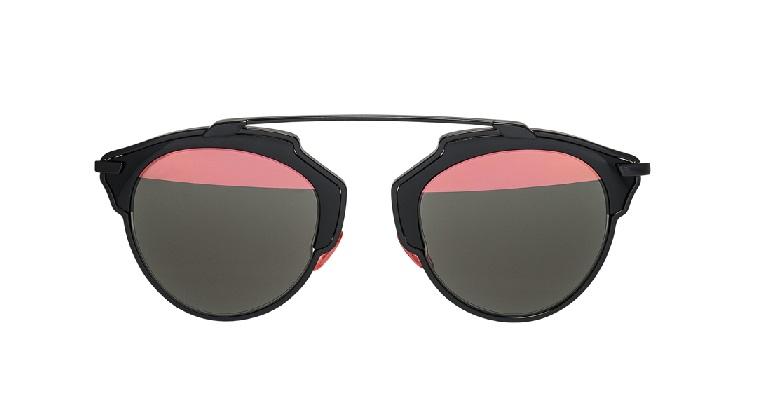 Dior Soreal Pink/ Black