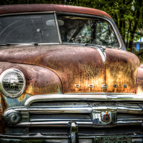 Old Dodge 050618 by Anthony Balzarini - Transportation Automobiles ( #car, #antique, #collectable, #classic, #american, #photography, #dodge,  )