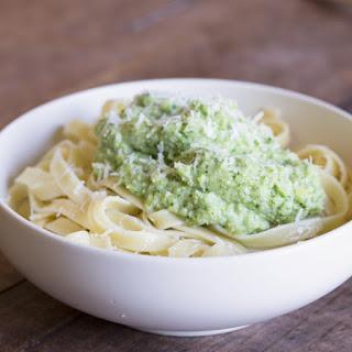 Broccoli Pesto.