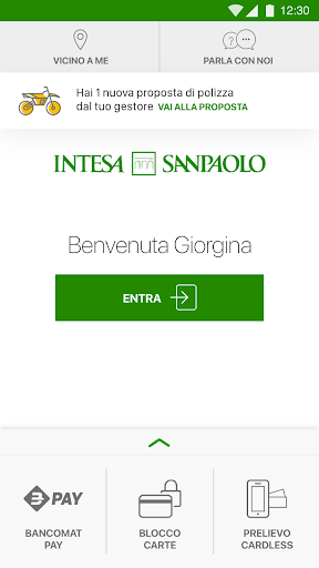 Intesa Sanpaolo screenshot 2