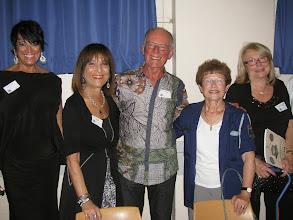 Photo: Treska Roden, Lana (Golliger) Woolfe, Henry, Judy & Shula Endrey-Walder