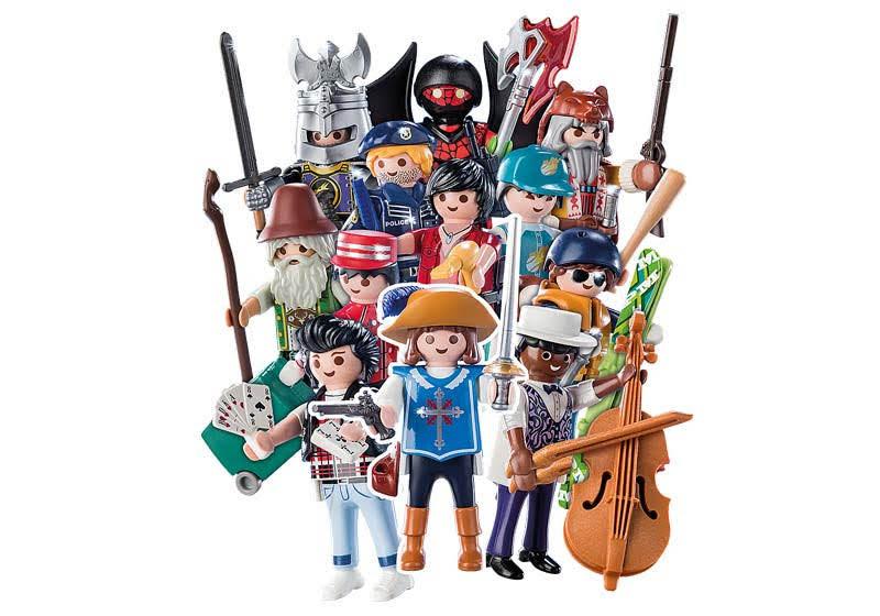 Contenido de Playmobil® 70169 Serie 16 Niños, Colección Completa