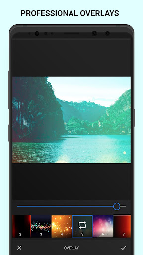 Screenshot for Analog Forest - Palette Forest - Film Filters in United States Play Store