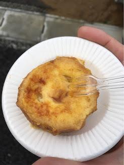 試食で食べた仙台麩フレンチトースト