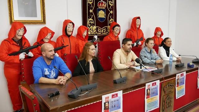 Esta actividad está organizada por el Ciclo de Animación Sociocultural y Turística del IES Gaviota, en colaboración con el Ayuntamiento de Adra.