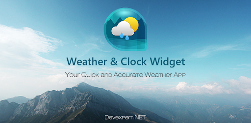 Weather & Clock Widget for Android - Apps on Google Play