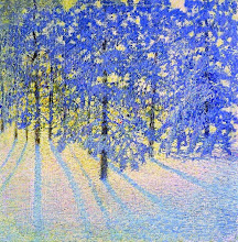 "Photo: Igor Grabar, ""Mattino invernale"" (1907)"