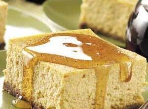 Pumpkin Cheesecake Dessert Recipe